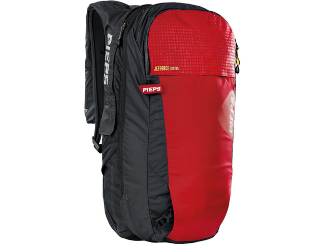Pieps Jetforce BT Backpack 25l chili/red